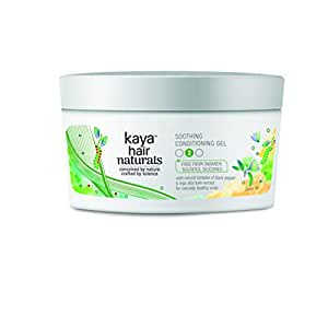 Kaya Clinic Soothing Conditioning Gel (Conditioner) - No Paraben, Sulfates and Silicones, 200 gm