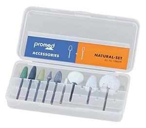 Promed 198009 Set soins des ongles Natural