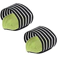 Ironheel Paar Footpads, absorbieren schockierende Fußbögen Unterstützung Plantar Fasciitis Fersenschmerzen Hilfe... preisvergleich bei billige-tabletten.eu