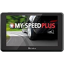 Cobra Snooper my-speed Plus GPS Sistema de alerta cámara y límite