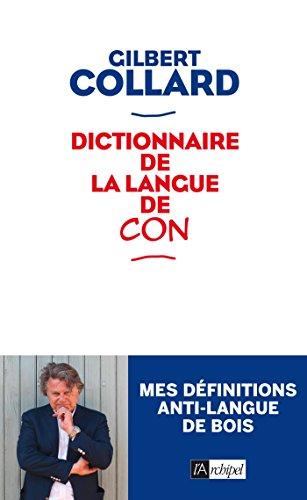 Dictionnaire de la langue de con