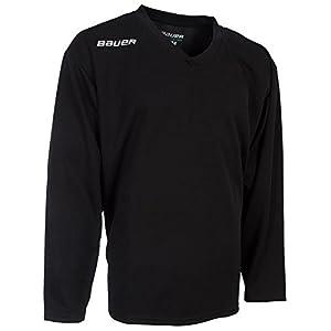 Bauer Trainingstrikot 200 Senior, Größe:Goaliecut;Farbe:schwarz