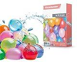 TK Gruppe Timo Klingler 100x Wasserbomben Luftballons Wasserballons Luftballons Set selbstschliessend selbstschließend Wasserspielzeug Schnellfüller (100x Stück)
