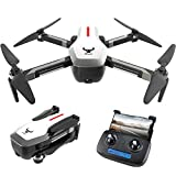 Goolsky SG906 GPS Senza spazzole 4K Drone con Fotocamera 5G WiFi FPV Pieghevole...