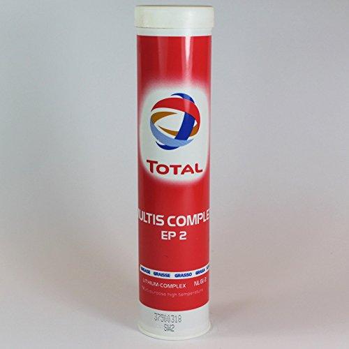 Preisvergleich Produktbild Total Multis Complexfett EP2 - Complex Fett Temperaturbeständiges Mehrzweck