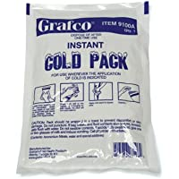 GF Health 10407 Einweg-Kaltpackungen, 12,7 x 12,7 cm, 80 Stück preisvergleich bei billige-tabletten.eu