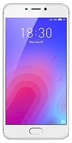 Meizu M6 - Smartphone DE 5.2' (RAM de 3 GB, Memoria Interna de 3 GB, Camara de 13 MP, Android) Color Plata