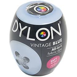Dylon Machine Dye Pod Box of 3 Vintage Blue, 25 x 10 x 4 cm