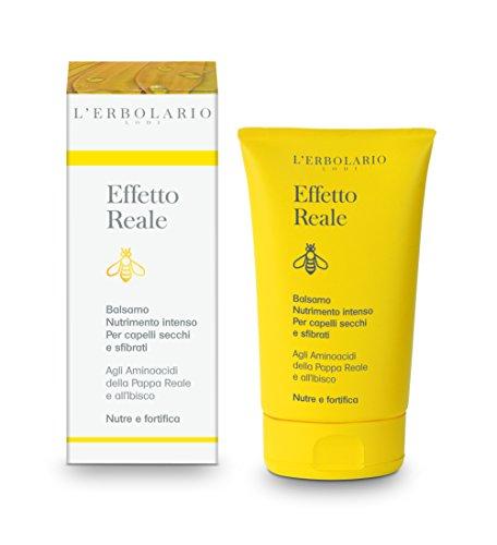 L'Erbolario Effetto Reale intensiv nährende Haarspülung, 1er Pack (1 x 125 ml)