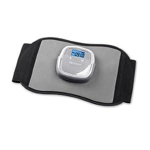 Medisana BOB Bauchmuskel-Stimulationsgerät, TENS/EMS, 10 Bauchmuskel Trainingsprogramme, Medizinprodukt