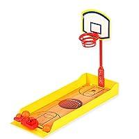 Isuper Table, Table Game, Mini Football, Basketball Finger Juquete for Children