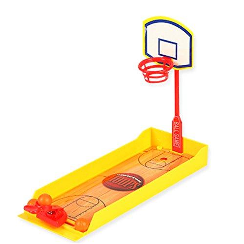 Newin Star Basketball Schießen Spiel, Tischspiele Mini Sport Spielzeug Basketballspiel für Kinder ab 3 Jahren -