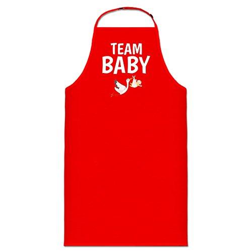 Shirtcity Team Baby Kochschürze by