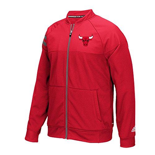 NBA Herren tip-off Full Zip Jacket Rot
