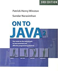 On to Java (3rd Edition) by Patrick Henry Winston (2001-06-11)