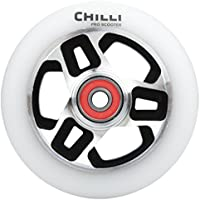 Chilli Prime Rolle, Schwarz/weiß, 100mm