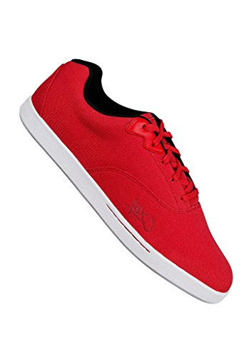 K1X  K1X cali le, Sneakers Basses homme Rouge