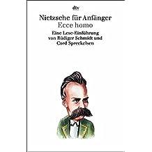 Nietzsche für Anfänger: Ecce homo