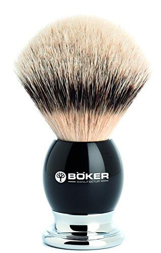 Preisvergleich Produktbild Böker Rasierpinsel Silberspitz Dachszupf 04BO128