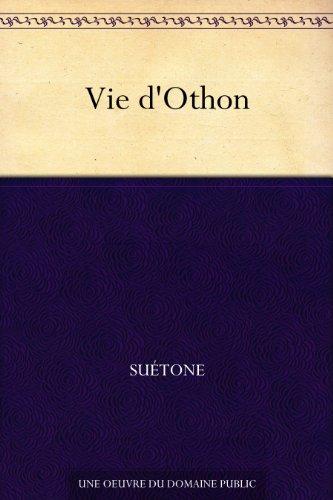 Couverture du livre Vie d'Othon