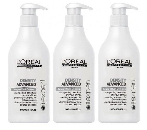 loreal-density-advanced-shampoo-pompa-da-3-x-500-ml-serie-expert-omega-6-nutri-complex-per-capelli-p