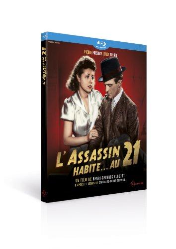 Bild von L'assassin habite au 21 [Blu-ray] [FR Import]