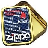 ZIPPO (2OZ) EN ÉTAIN MOTIF 3D TABAC