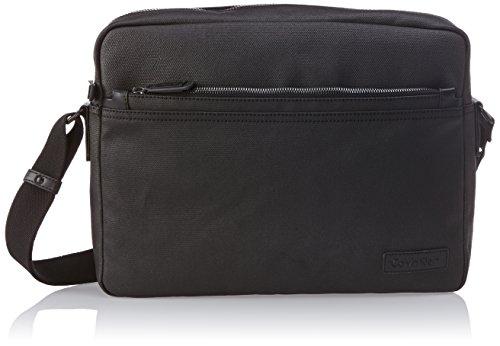 Calvin Klein Jeans Umhängetasche Everyday Messenger 2 Schwarz (Black) J5EJ500344