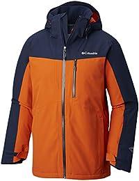 Columbia Winterjacke Jacke Powder Lite (Super Blue) AlpinStore