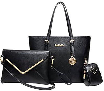 Coofit sacs femme en cuir vintage et sac à bandoulière avec bandoulière messager et petit sac à main fille