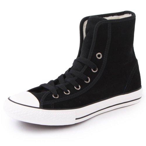 Converse  Chuck Taylor Super Winter, Sneakers Basses homme Noir - Noir