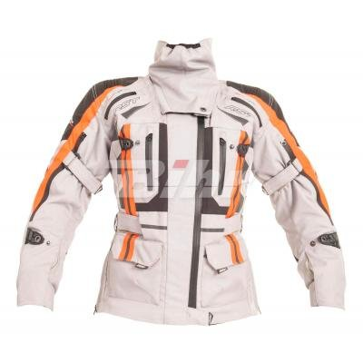 RST Pro Series 1426 Paragon V Ladies Textile Jacket Silver 14 Serie Textile Jacket