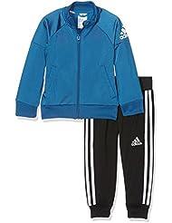 adidas Lb Kn Tracksuit Chándal, Niños, Azul (Azubas), 140