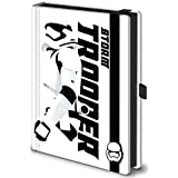 "Cuaderno de notas Premium DIN A5 Star Wars: Epidodio VII - The Force Awakens/ El Despertar de la Fuerza ""Stormtrooper"""