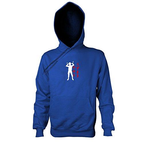TEXLAB - Leaf Village Ninja - Herren Kapuzenpullover, Größe XXL, (Kostüm Leafs Fan)