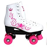 Kingdom GB Vector Pattini a rotelle a Quattro Ruote Roller da Donna
