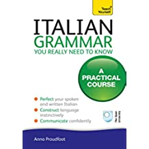 Italian Grammar You Really Need to Know: Teach Yourself (Teach Yourself Language Reference) (English Edition)