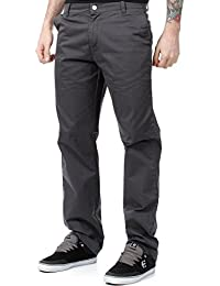 West Coast Choppers Hose Chino Anthracite