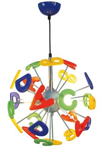 Naeve leuchten, lampada a sospensione per la stanza dei bambini