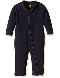 CELAVI Baby-Jungen Body Fleece Suit-Solid