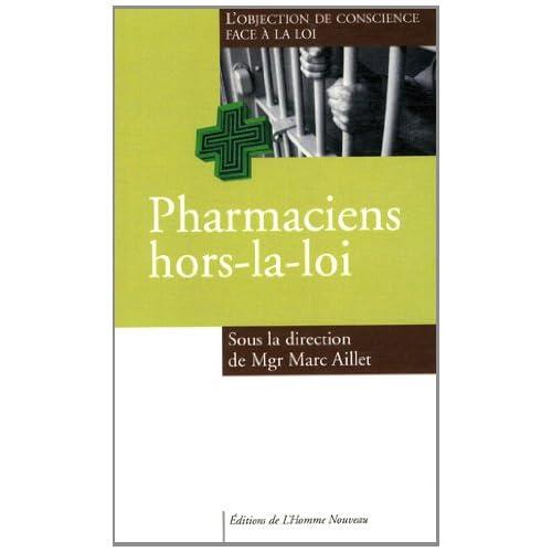Pharmaciens hors-la-loi