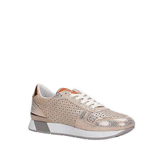 Trussardi Jeans 79s50853, Sneaker a collo basso Donna Rosa