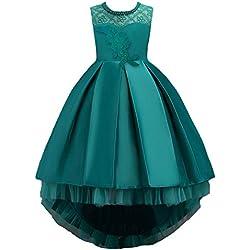 4cbf386fd2fc Abito bambina damigella e vestiti da sera. Tanti colori