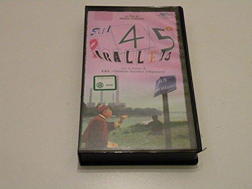 Preisvergleich Produktbild C.S.I. - SUL 45° PARALLELO (VHS)