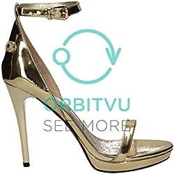 Versace Jeans E0VPBS03 Sandalen Damen 37