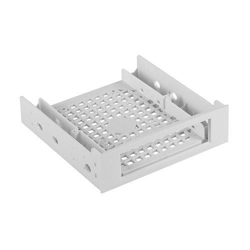 Preisvergleich Produktbild BitFenix '' bfa-adpt-525ww-rp HDD/SSD Enclosure 2.5/3.5Black HDD/SSD Enclosure–HDD/SSD Enclosures (2.5/3.5, HDD/SSD Enclosure, black, ABS Synthetics)