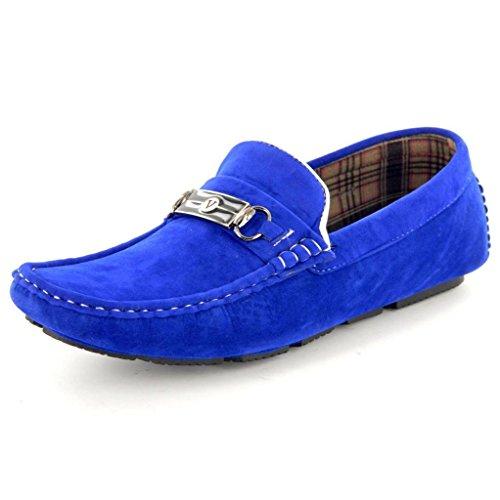 My Perfect Pair , Herren Bootsschuhe Mehrfarbig Schwarz/Weiß Blau