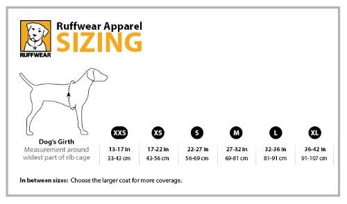Ruffwear 05401-033S Kühlweste für Hunde, Small, graphite grau - 4