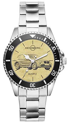 KIESENBERG Uhr - Geschenke für BMW X1 E84 Fan 4621