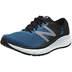 New Balance Fresh Foam 1080v9, Zapatillas de Running para Hombre, Azul (Deep Ozone Blue/Dark Neptune/Black), 42 EU